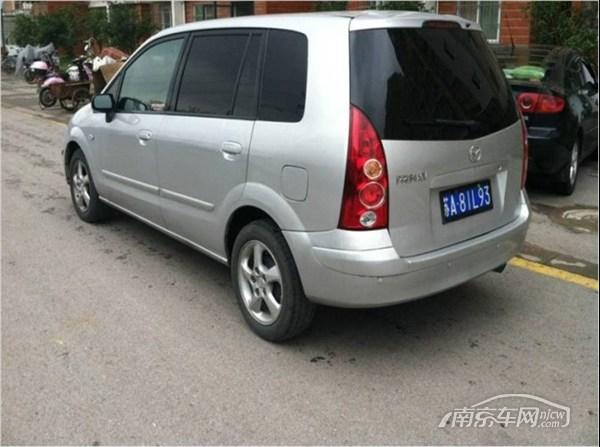 海马普力马2004款_二手车信息_南京车网