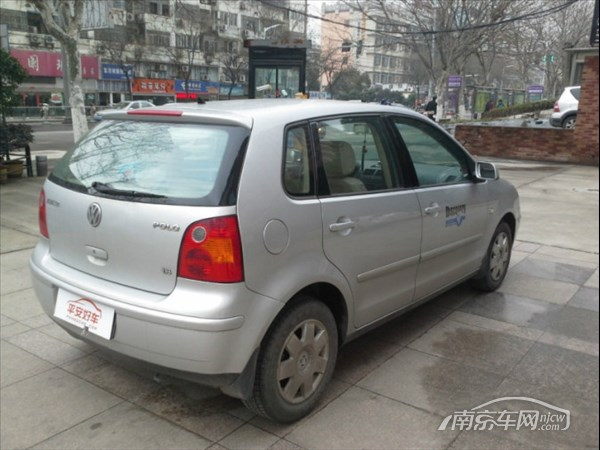 大众polo2005款_二手车信息
