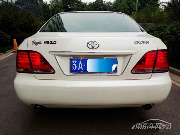 丰田皇冠2005款 _二手车信息
